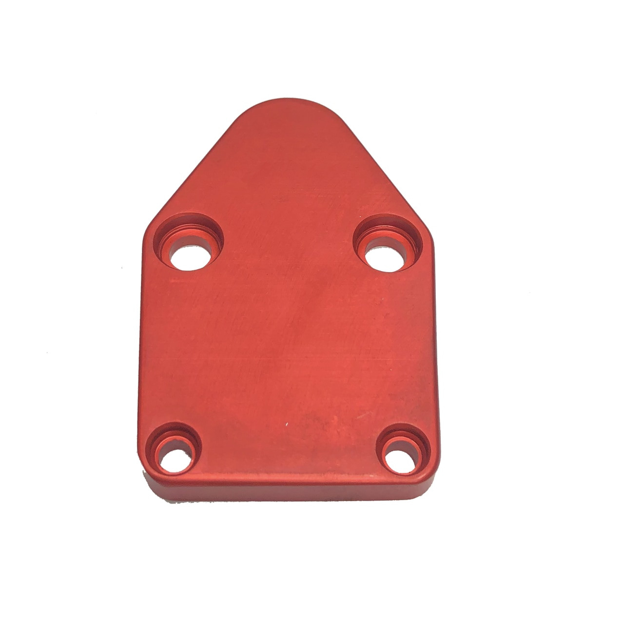 Fuel Pump Block off plate for Small Block Chevy