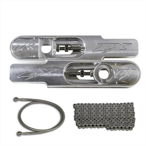 Kawasaki Ninja ZX-10R Swingarm Extension Kit