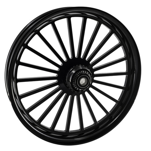 Black Road Glide Wheels
