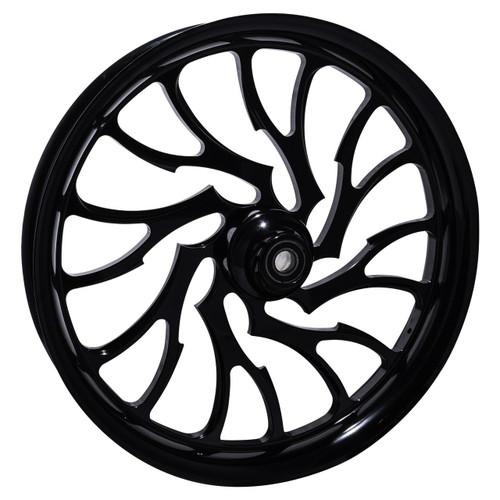 Black Road Glide Wheels Nightmare