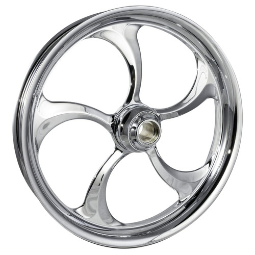 Chrome Road King Wheels