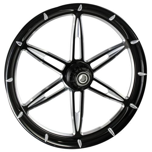 Black Contrast Cut Ultra Classic Ultra Limited Wheels