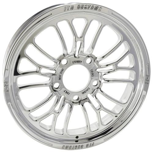 F22 drag racing wheels