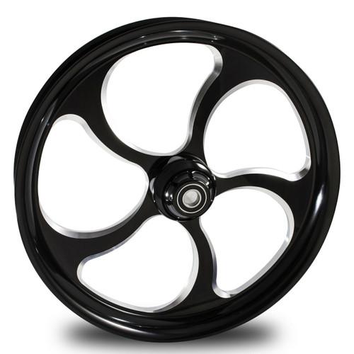 Harley Davidson Breakout Wheels Black Contrast Cut