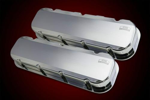 Dart Big Chief billet aluminum valve covers