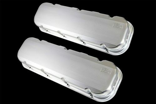 Chevy LS billet aluminum valve covers