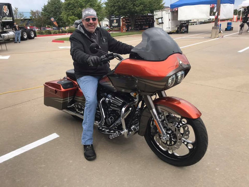 Harley Davidson Fat Boy Wheels -3 Shot-FB