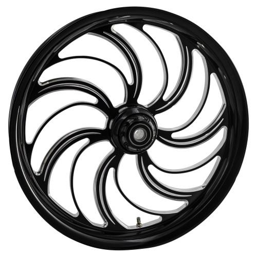 Harley Davidson Black Contrast Trike Wheels
