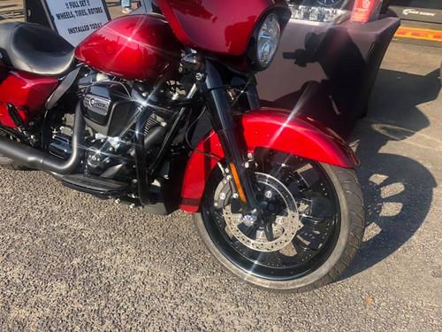 Harley Davidson Black Trike and Freewheeler Wheels Wizard