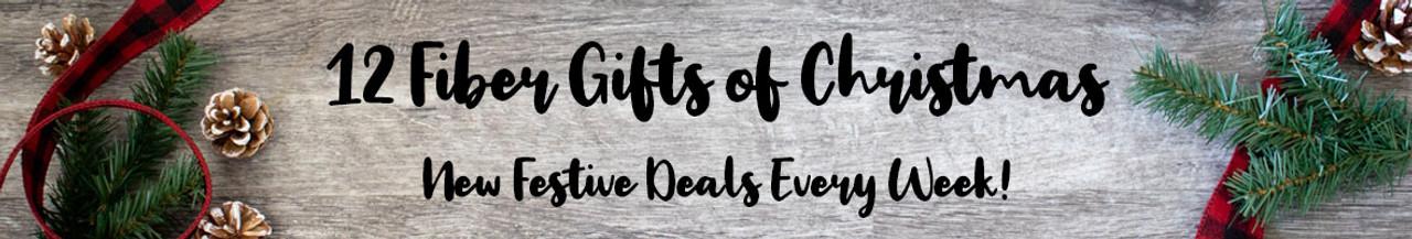 12 Fiber Gifts of Christmas