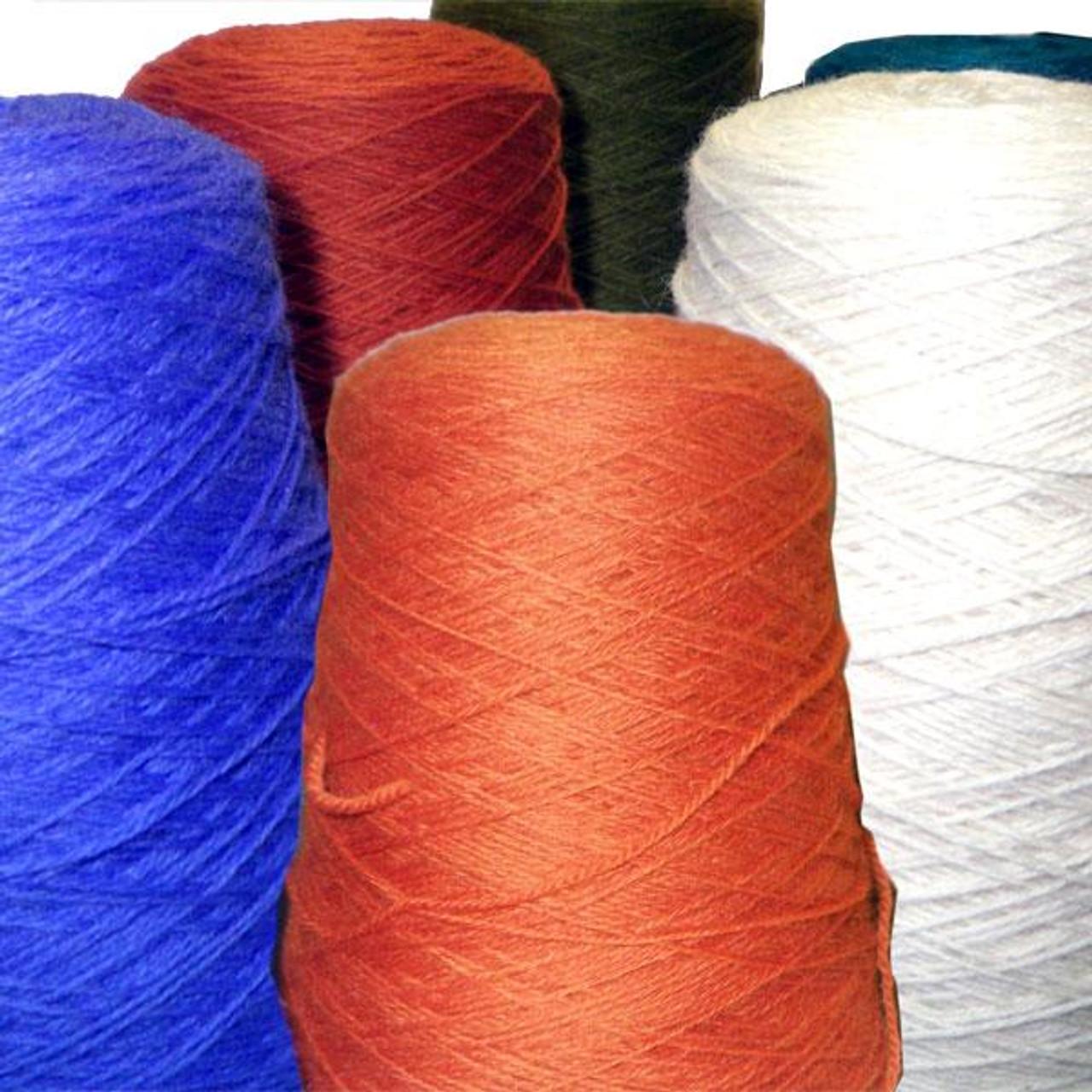 Bit of Blue Sport Weight Nature Spun 100/% Wool Knit Crochet