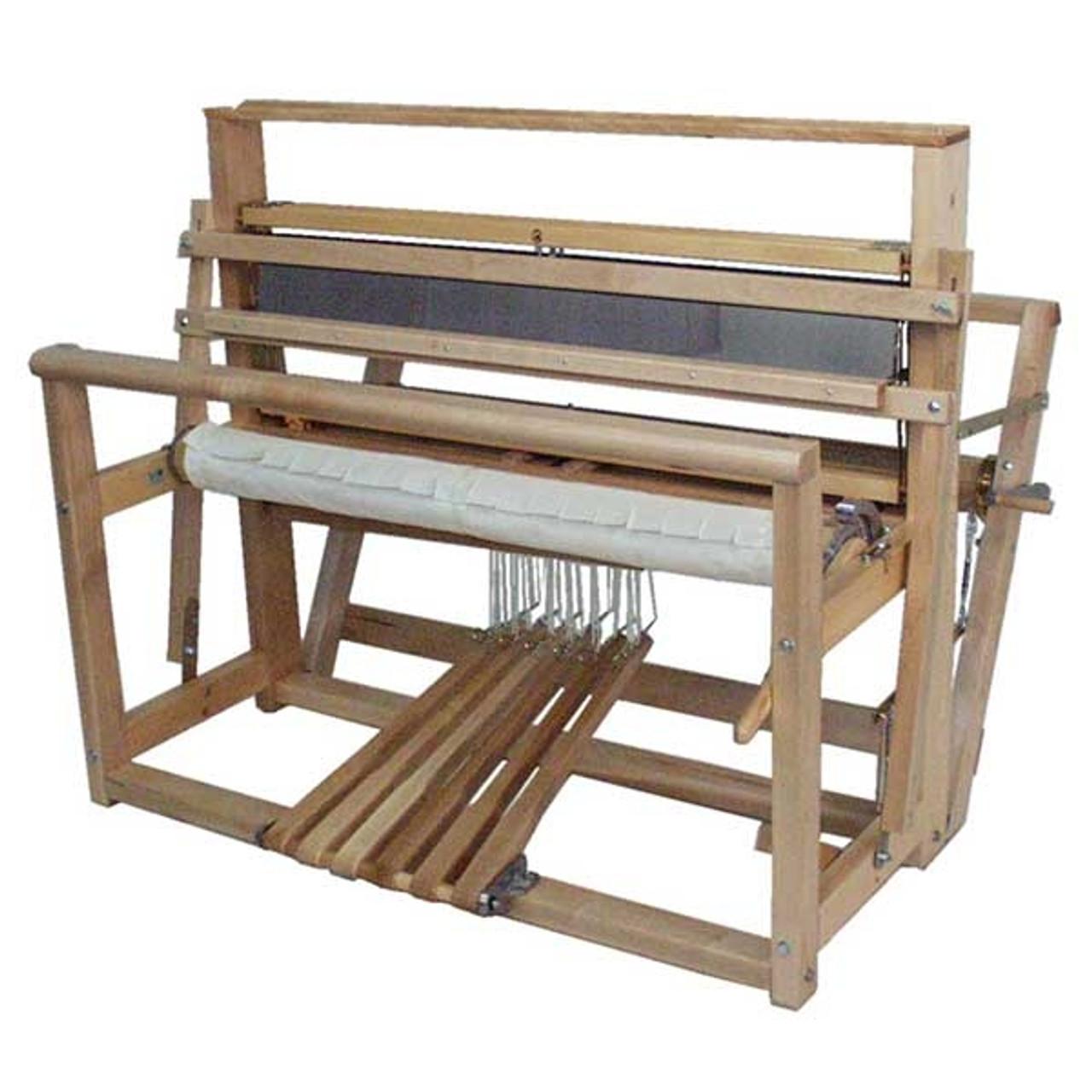 Leclerc Nilus Low Castle Floor Loom - 4 Harness