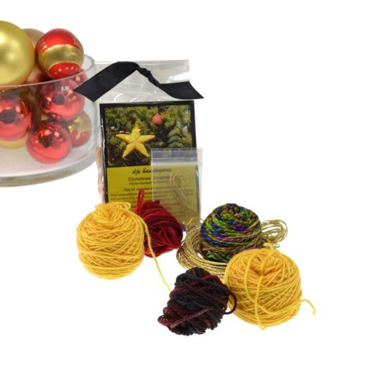 Dje Handwovens Christmas Ornaments Kit