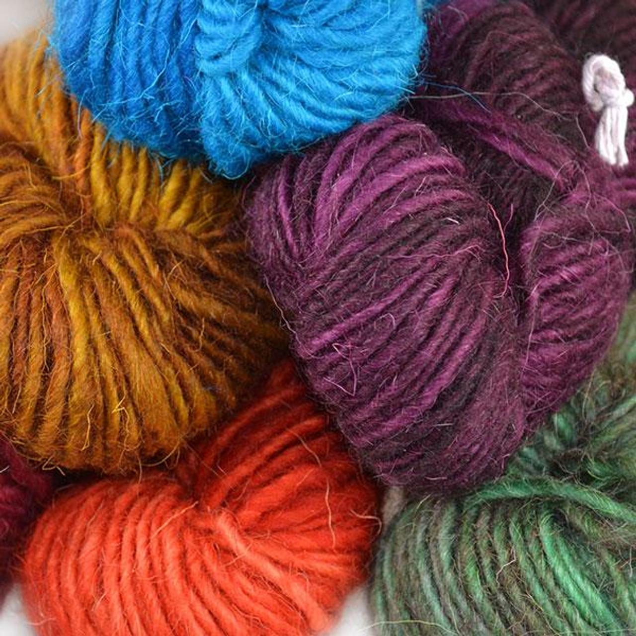 Making Trellis Yarn Jewelry | ThriftyFun