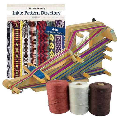 Inkle Looms | Weaving Kits | The Woolery