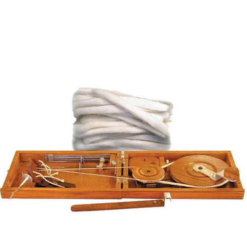 Charkha Spinning Wheels | The Woolery