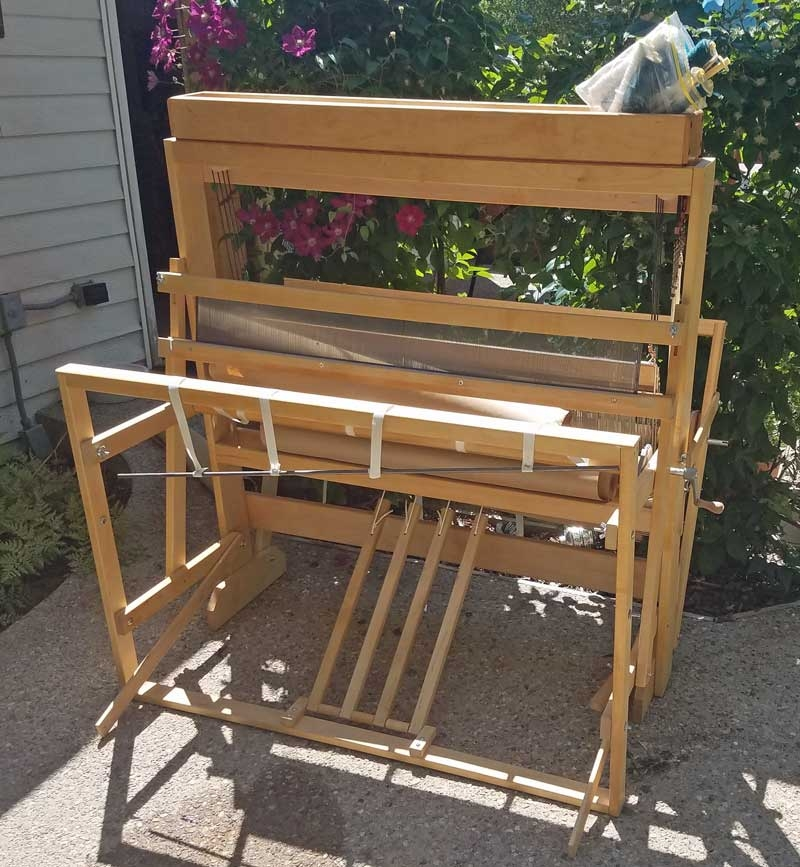 Used Weaving Equipment For Sale | The Woolery