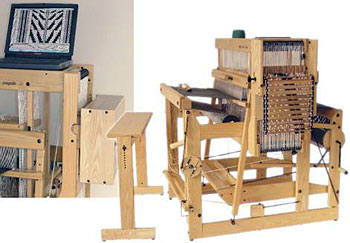 Computer controlled Dobby Loom