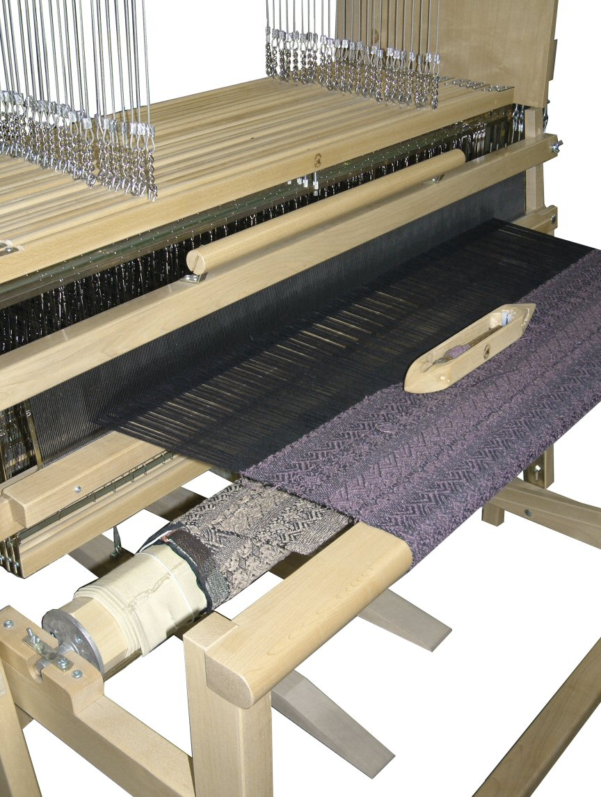 Dobby Floor Looms - About Dobby Looms | The Woolery