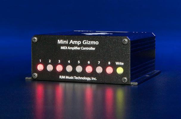 Mini Amp Gizmo - MIDI Amp Controller