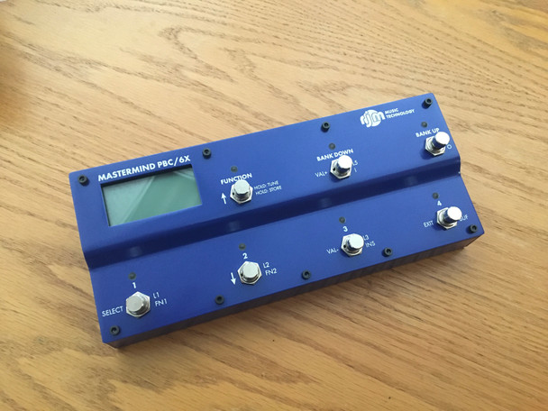 BLUE Mastermind PBC/6X