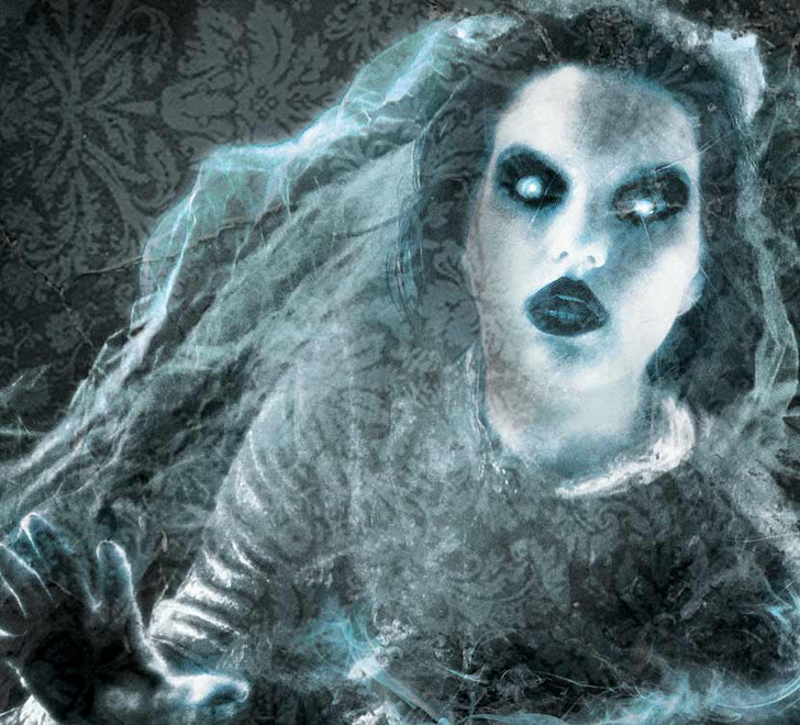 Ghostly Apparitions Dvd