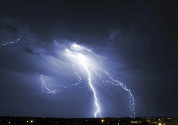 Thunder & Lightning - Haunted House Halloween Sound Effects - MP3 Download