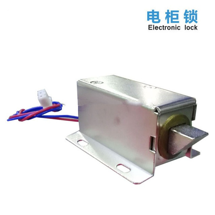 12 V Electronic Latching Lock