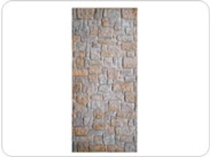 Fieldstone Wall (Painted)