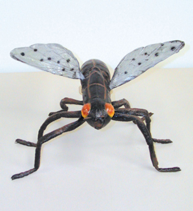 Latex Giant Fly Halloween Rubber Prop