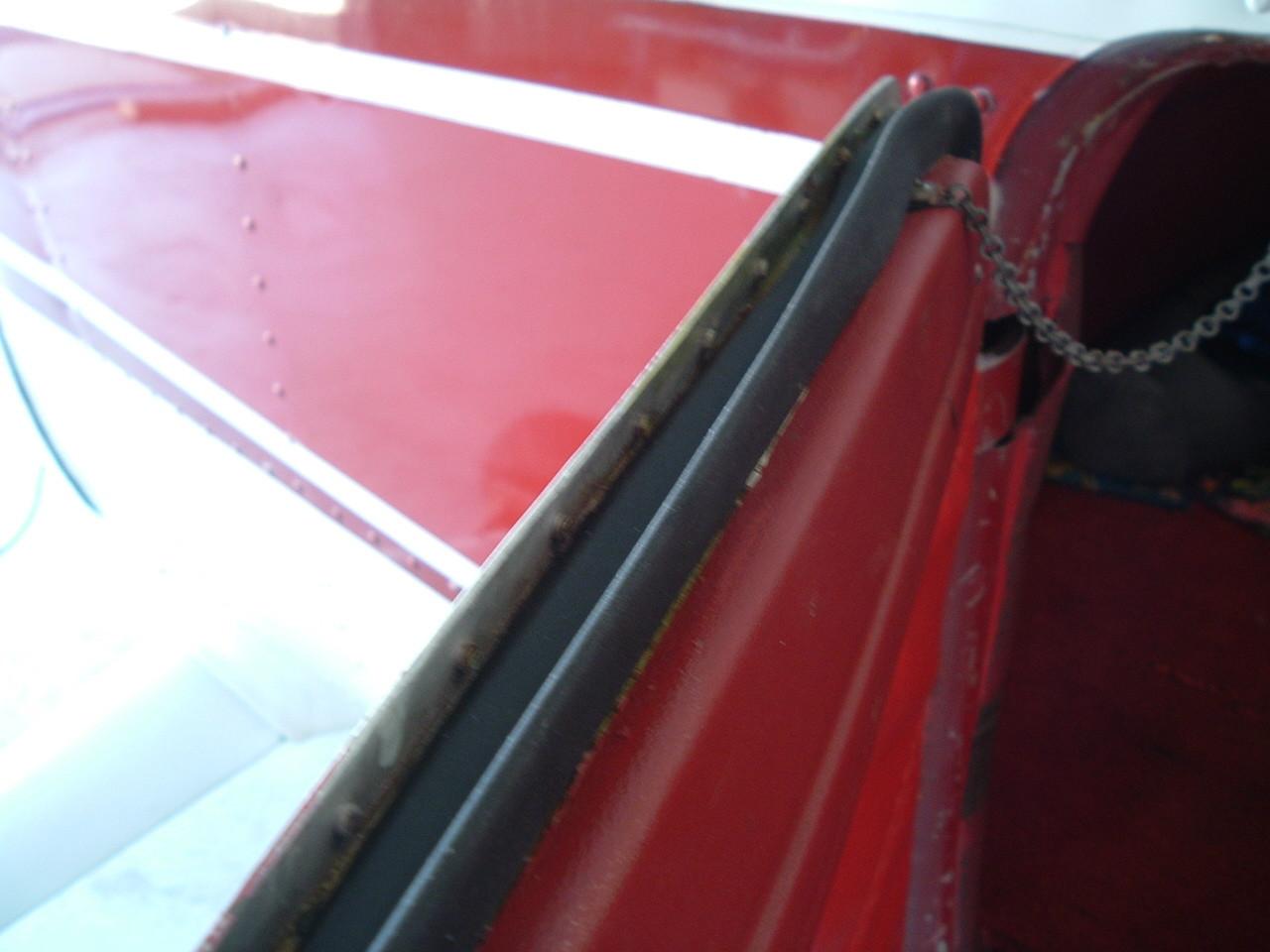 Baggage door seal, Cessna 177, ADS-C1422