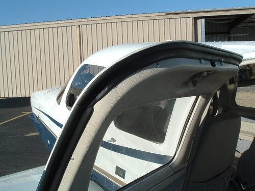 Aft Entry Door Seal With Cargo Door, Piper PA-32, PA-34, ADS-P305