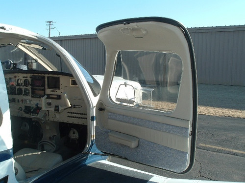 Front Entry Door Seal, Piper PA-44