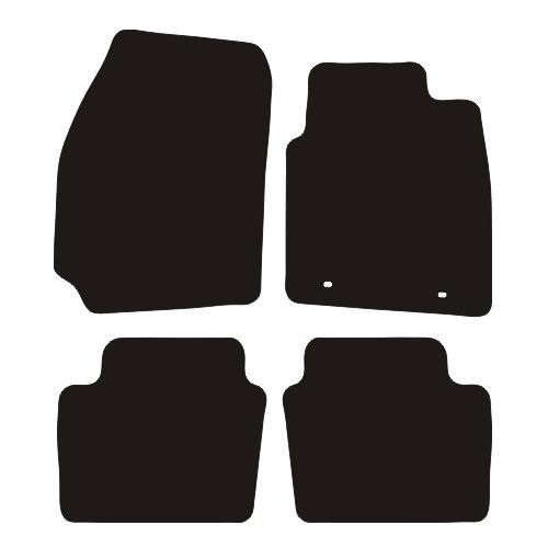 FIAT CROMA FITS YEARS 2005 TO PRESENT THIS IS A FOUR PIECE SET