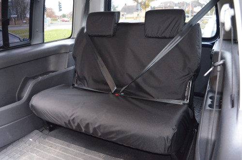 VW CADDY 2004 TO DATE 3RD ROW REAR TAILORED HEAVY DUTY SEAT COVER