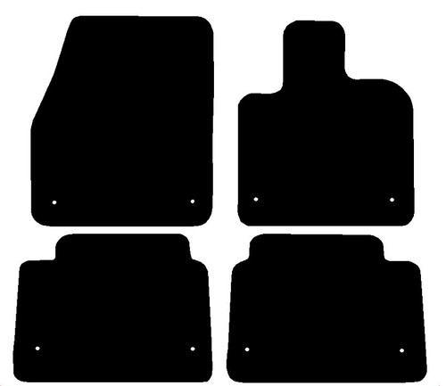 LANDROVER DISCOVERY SPORT PHEV CAR MATS FITS YEARS 2020 TO PRESENT DATE