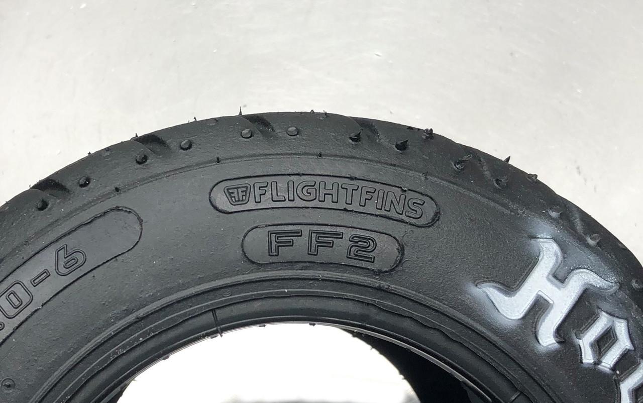 V2 Treaded Oneweel by Flightfins Tire www.flightfins.com/