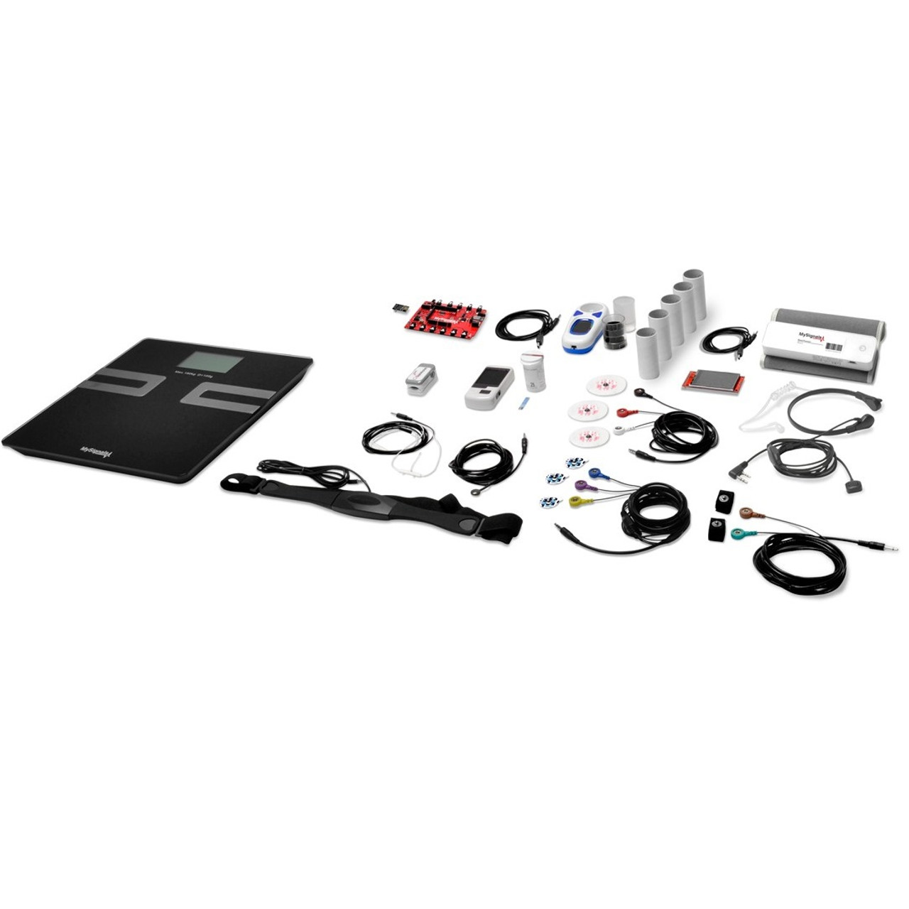 MySignals HW BLE Complete Kit (eHealth Medical Development Platform for  Arduino) - American Version