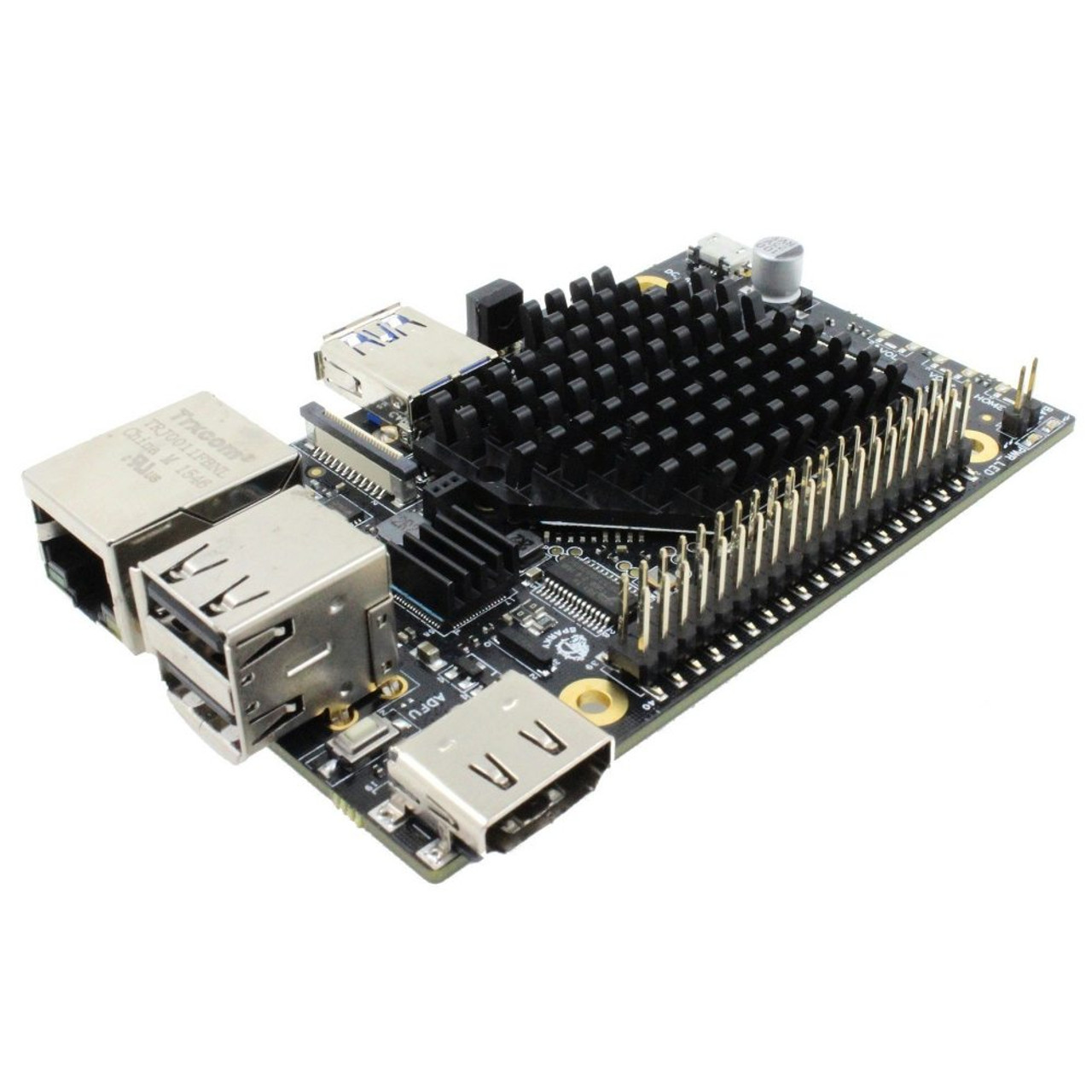 Sparky SBC Motherboard