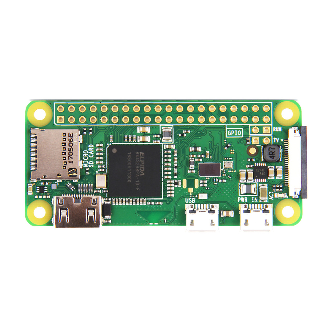For Raspberry 3 in 1 Pi Zero W //Zero Starter Kit Accessories with HDMI Adapter