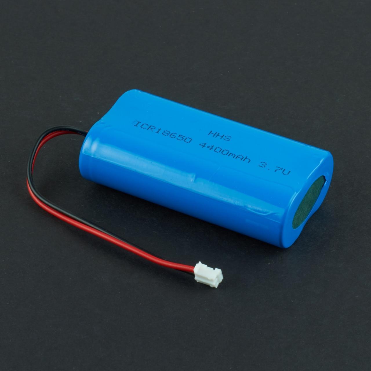 Lithium Ion battery - 3 7V 4400 mAh