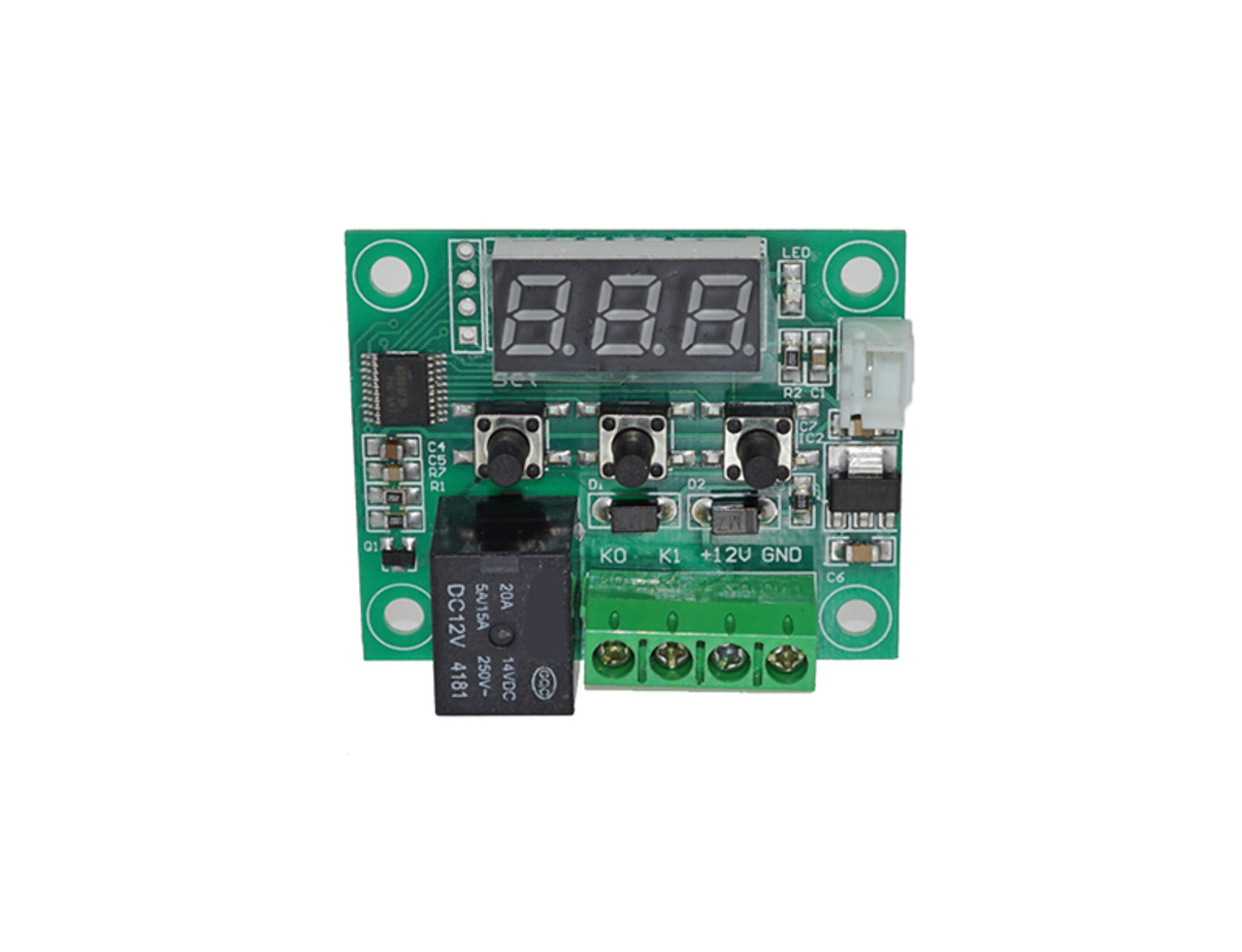 High-Precision Digital Temperature Control Board Module - W1209
