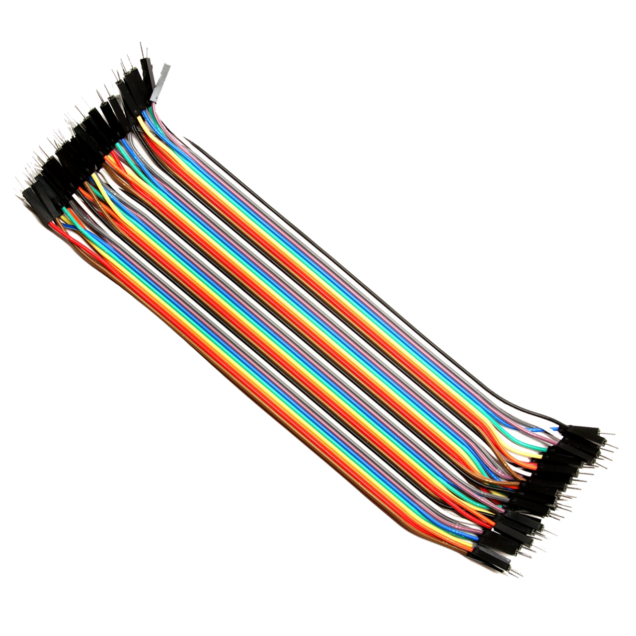 Male To Male Jumper Cable X 40 20cm