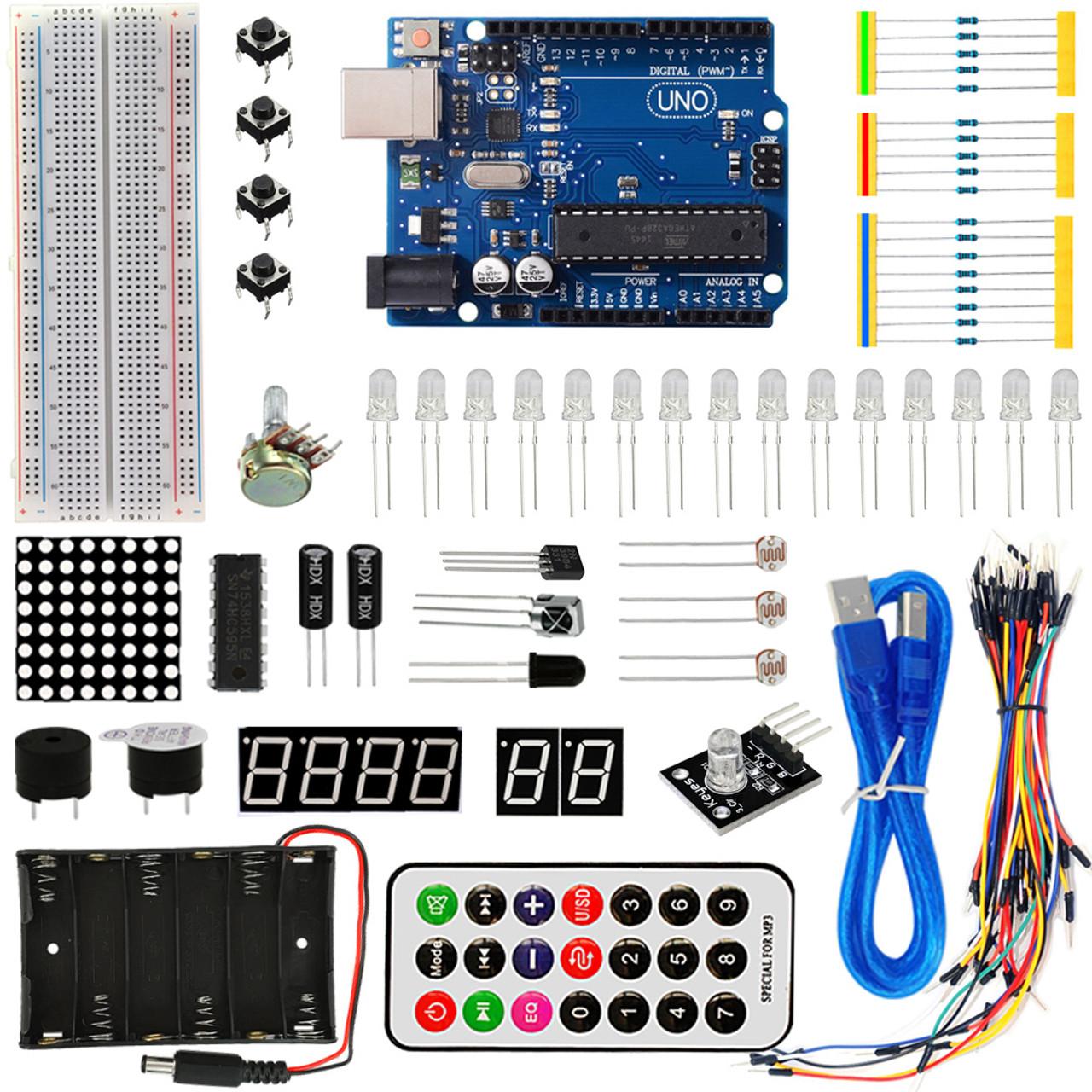 Arduino Basic Learning Kit