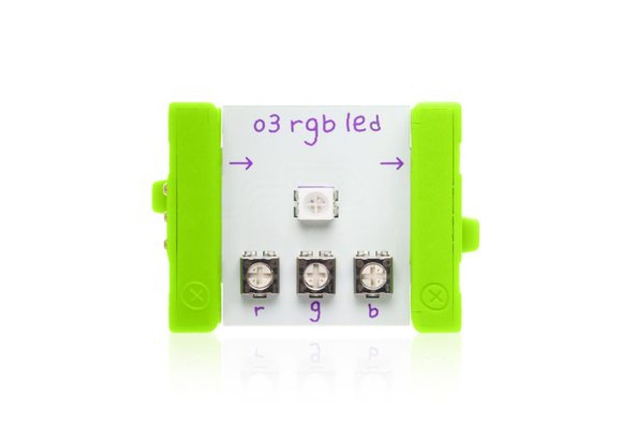littleBits - RGB LED