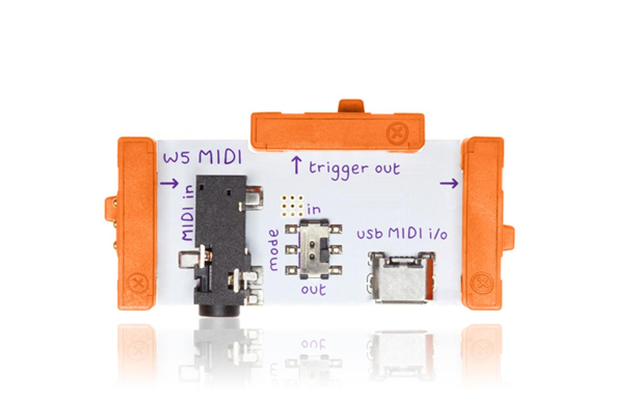 littleBits - MIDI
