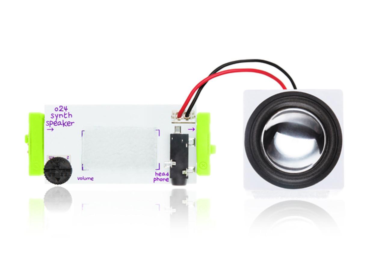 littleBits - SYNTH SPEAKER
