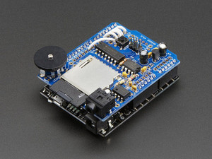 Adafruit Motor/Stepper/Servo Shield for Arduino v2 Kit - v2 3