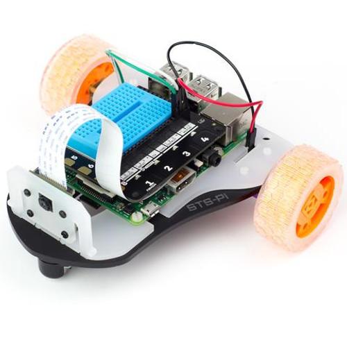 STS-Pi - Build a Roving Robot!