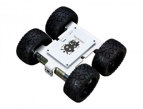 MonsterBorg - The Ultimate Raspberry Pi Robot